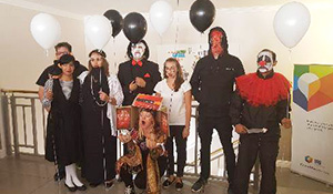 Halloween at IRI South Africa
