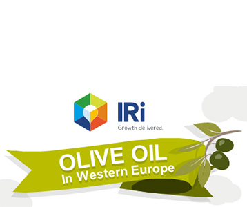 Olive oil in Western Europe