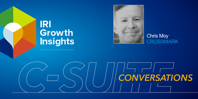 C-Suite Conversation with Chris Moye, Chief Executive Officer, CROSSMARK