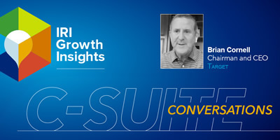 C-Suite Conversation with Brian Cornell, CEO of Target