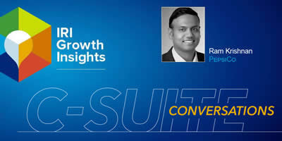 C-Suite Conversation with Ram Krishnan, Global Chief Commercial Officer of PepsiCo